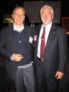 stefano panzarani Con Ivan Misner, fondatore e Capo mondiale di B.N.I.